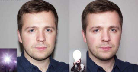 Quick Tip: Use a Balloon for Better Pop-Up Flash Portraits