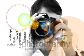 Attend online photography classes and start a career in photography